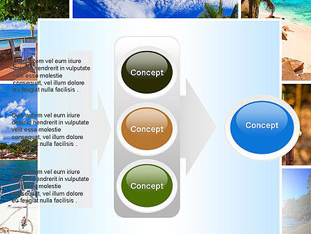 Summer Collage PowerPoint Template Slide 11