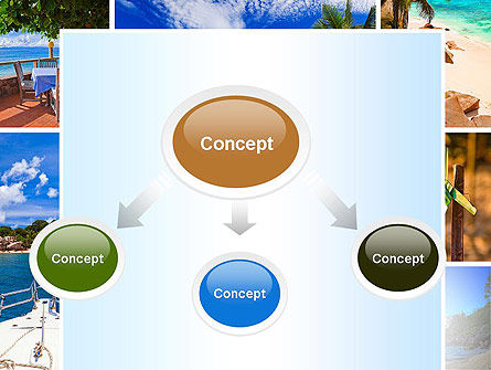 Summer Collage PowerPoint Template Slide 4