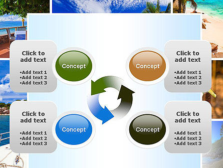 Summer Collage PowerPoint Template Slide 9