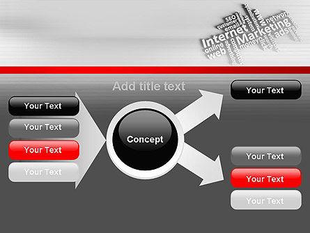 Internet Marketing PowerPoint Template Slide 14