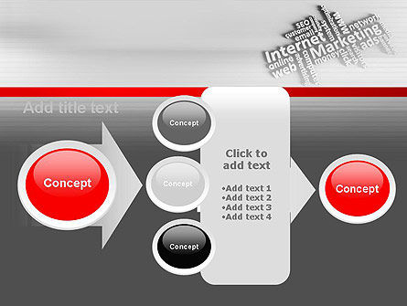 Internet Marketing PowerPoint Template Slide 17