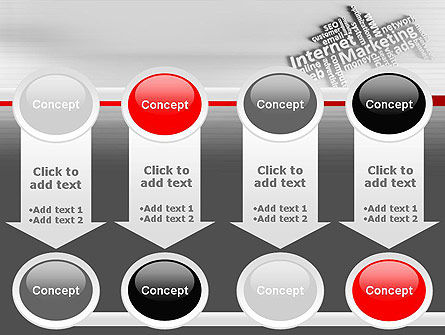 Internet Marketing PowerPoint Template Slide 18