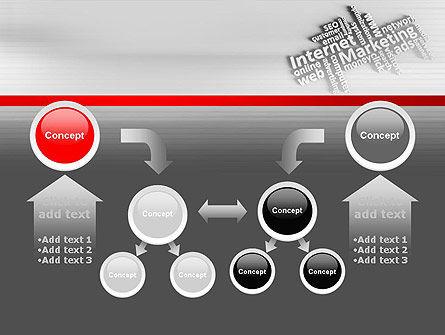 Internet Marketing PowerPoint Template Slide 19