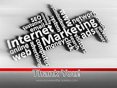 Internet Marketing PowerPoint Template Slide 20