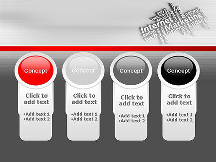 Internet Marketing PowerPoint Template Slide 5
