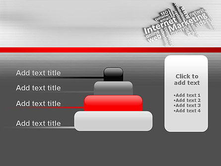 Internet Marketing PowerPoint Template Slide 8
