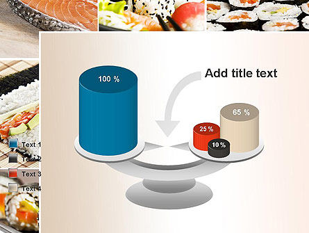 Sushi Collage PowerPoint Template Slide 10