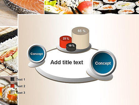 Sushi Collage PowerPoint Template Slide 16