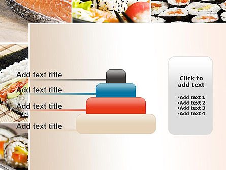 Sushi Collage PowerPoint Template Slide 8