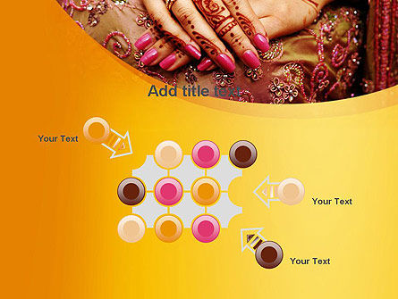Mehndi Designs PowerPoint Template Slide 10