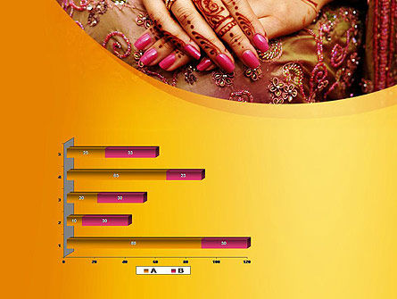 Mehndi Designs PowerPoint Template Slide 11