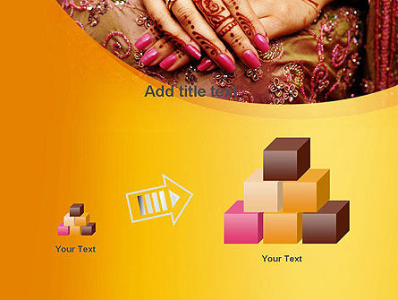 Mehndi Designs PowerPoint Template Slide 13