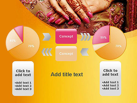 Mehndi Designs PowerPoint Template Slide 16