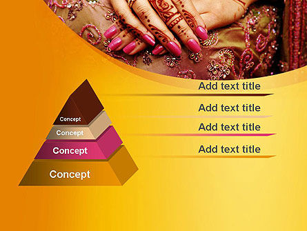 Mehndi Designs PowerPoint Template Slide 4
