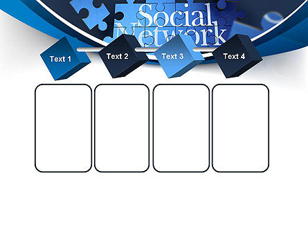 Building Social Network PowerPoint Template Slide 18