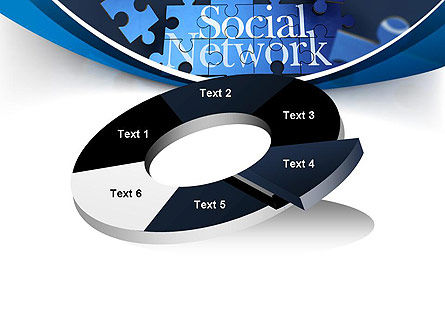 Building Social Network PowerPoint Template Slide 19