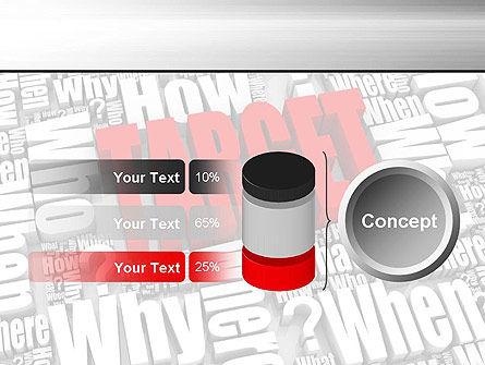 Target Market PowerPoint Template Slide 11