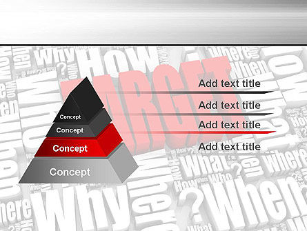 Target Market PowerPoint Template Slide 12