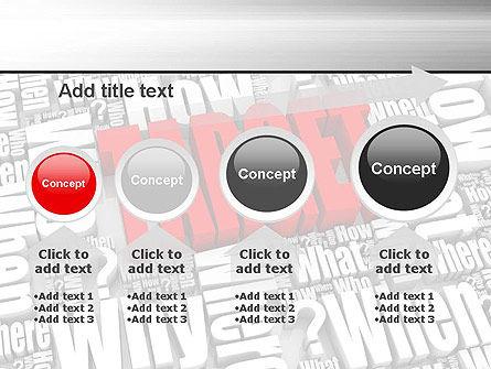 Target Market PowerPoint Template Slide 13