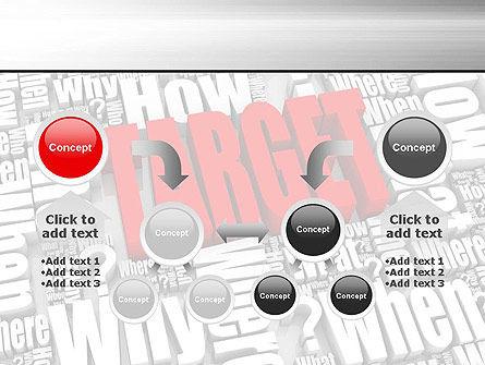 Target Market PowerPoint Template Slide 19