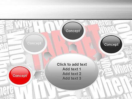 Target Market PowerPoint Template Slide 7