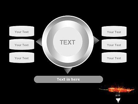 Burning Hot Chili Pepper PowerPoint Template Slide 12