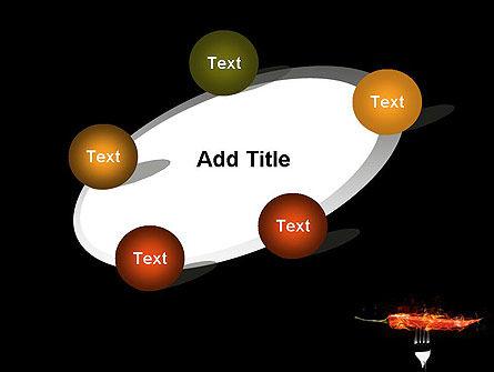 Burning Hot Chili Pepper PowerPoint Template Slide 14
