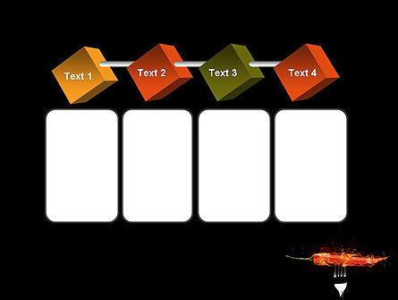 Burning Hot Chili Pepper PowerPoint Template Slide 18