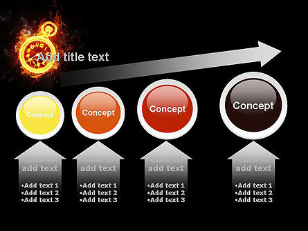 Deadline Concept PowerPoint Template Slide 13