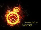 Business Concepts: Deadline Concept PowerPoint Template #10689