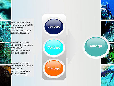 Scuba Diving Lessons PowerPoint Template Slide 11