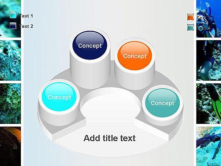Scuba Diving Lessons PowerPoint Template Slide 12