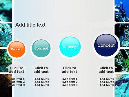 Scuba Diving Lessons PowerPoint Template Slide 13