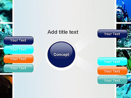 Scuba Diving Lessons PowerPoint Template Slide 14