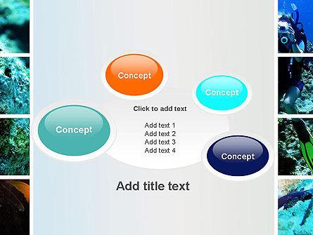 Scuba Diving Lessons PowerPoint Template Slide 16