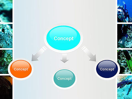Scuba Diving Lessons PowerPoint Template Slide 4