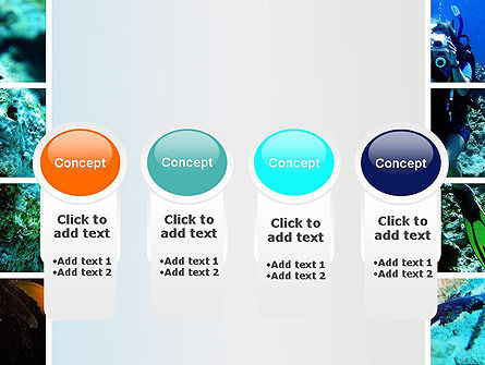 Scuba Diving Lessons PowerPoint Template Slide 5