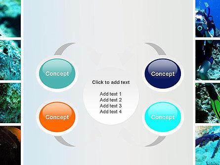 Scuba Diving Lessons PowerPoint Template Slide 6