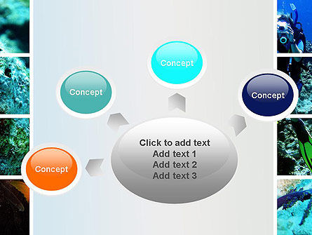 Scuba Diving Lessons PowerPoint Template Slide 7