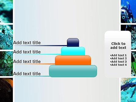 Scuba Diving Lessons PowerPoint Template Slide 8