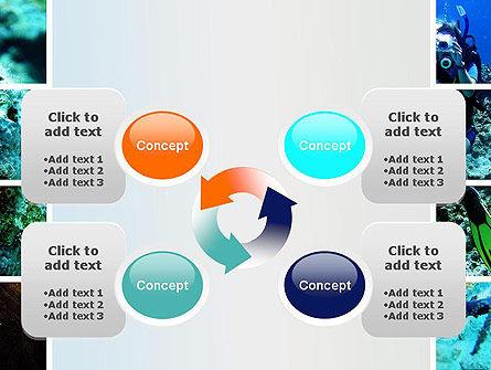 Scuba Diving Lessons PowerPoint Template Slide 9