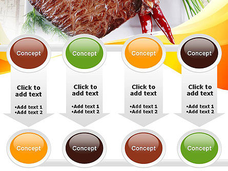 Steak PowerPoint Template Slide 18
