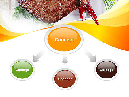 Steak PowerPoint Template Slide 4