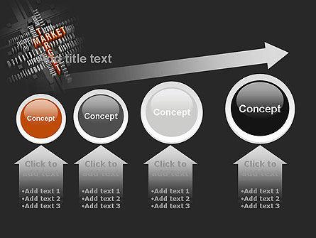 Market Target PowerPoint Template Slide 13