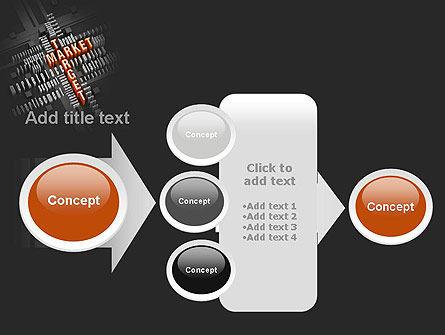 Market Target PowerPoint Template Slide 17