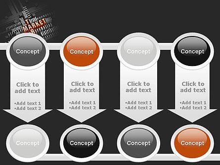 Market Target PowerPoint Template Slide 18