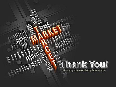 Market Target PowerPoint Template Slide 20