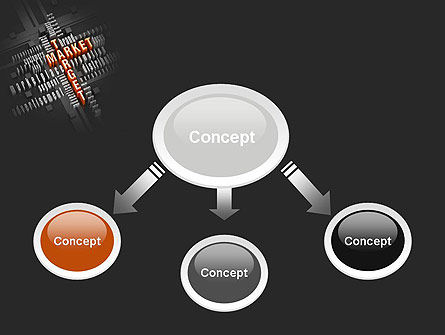 Market Target PowerPoint Template, Slide 4, 10697, Careers/Industry — PoweredTemplate.com