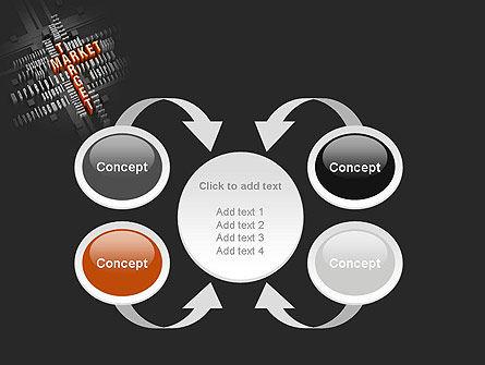 Market Target PowerPoint Template Slide 6
