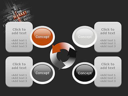 Market Target PowerPoint Template Slide 9